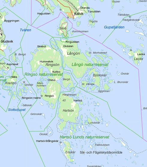 Bälinge archipelago